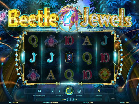 Beetle Jewels Game Preview