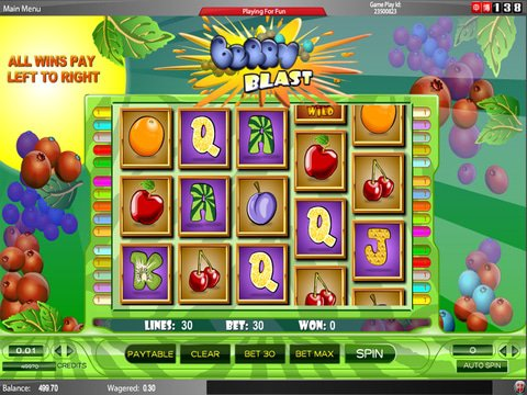 Enjoy The Fruity 3x3 Slots With No Download