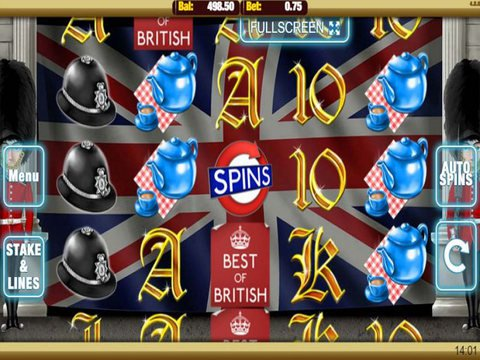 Best of British Game Preview