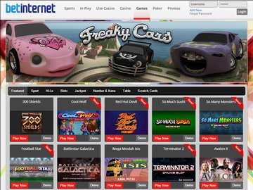 Bet Internet Casino Software Preview