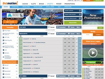 Betmotion Sports Betting Review 2017