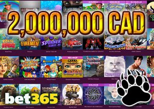 Join The Bet365 2 Million Slots Giveaway - It's A Cash Windfall!