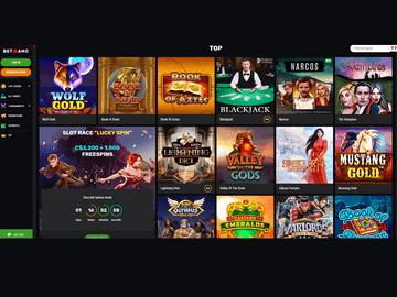 Betamo Casino Software Preview