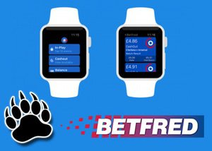 Betfred Announce Launch Of New Apple Watch App For Customers!
