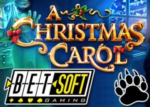 A Christmas Carol is Betsoft's first seasonally themed contribution towards their Slots3 product line