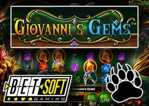 betsoft casinos new giovanni's gems slot
