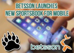 Betsson Mobile Sportsbook