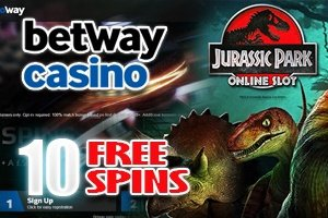 Betway Casino no deposit bonus