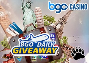 bgo Casino Daily Giveaway Tournaments