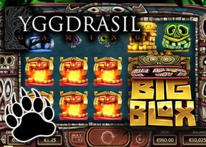big blox slot yggdrasil