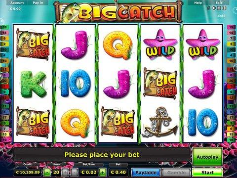 Big Catch Free No Registration Slot