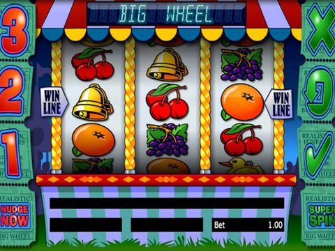Big Wheel Game Preview