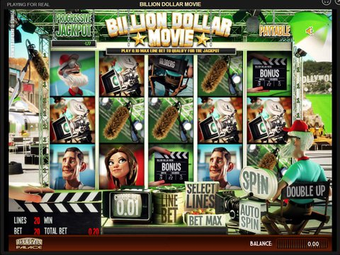 Billion Dollar Movie Game Preview