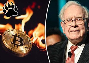 Bitcoin bad ending Warren Buffet