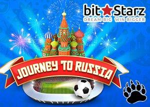 Bitstarz Casino Journey to Russia Promo
