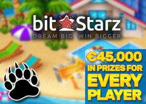bitstarz casino new dream island giveaway bonus promo