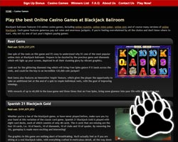 blackjack ballroom casino licensing and security online in canada
