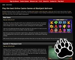Blackjack ballroom flash casino asp casino entry mt poker tb this trackback trackback url