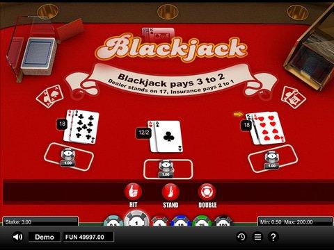 Blackjack Game Preview
