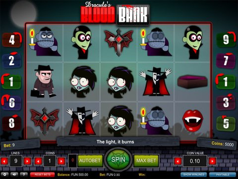 Spiele Blood Bank - Video Slots Online