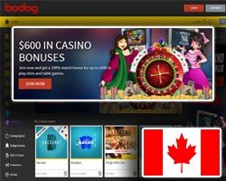 bodog casino welcome bonus and promotions