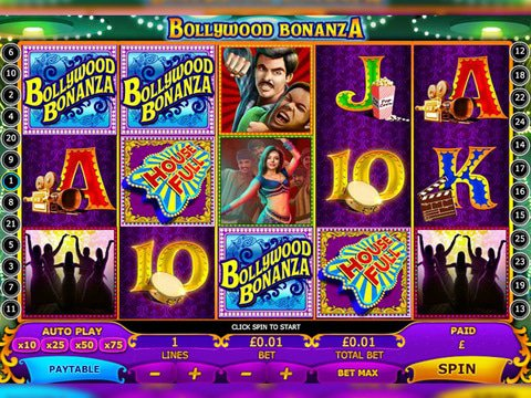 Bollywood Bonanza Game Preview