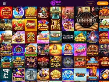 Boo Casino Software Preview