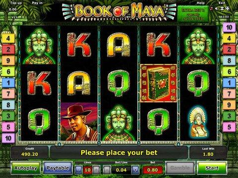Book of Maya Game Preview