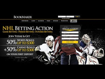 Bookmaker Homepage Preview