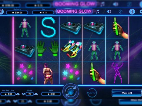 Booming Glow Game Preview