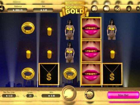 Booming Gold Game Preview