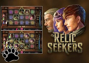 Microgaming Relic Seekers Slot