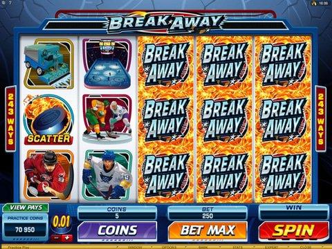 Break Away Game Preview