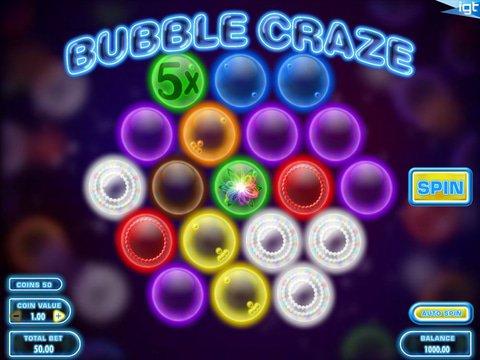 Bubble Craze Game Preview
