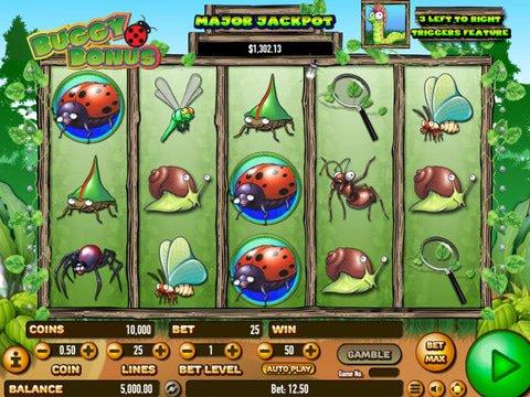 Buggy Bonus Slot Game Review