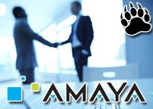 Canadian Amaya Corporate Rumblings - Stock Continues To Rise!