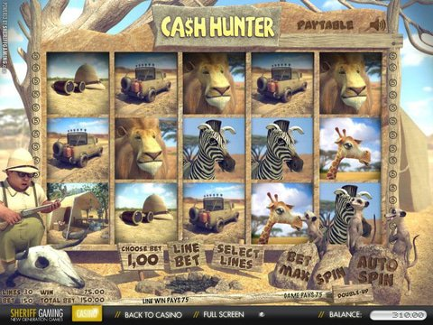 Ca$h Hunter Game Preview