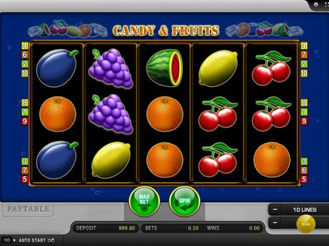 Candy & Fruits Game Preview