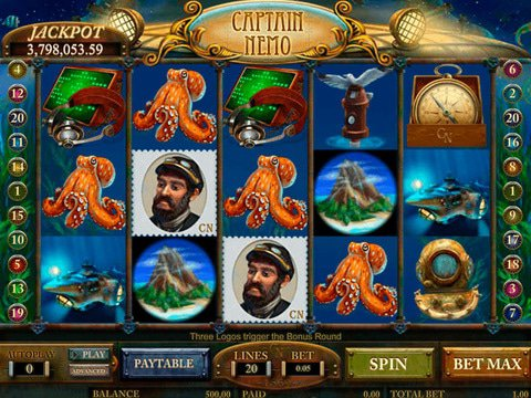 Captain Nemo Game Preview
