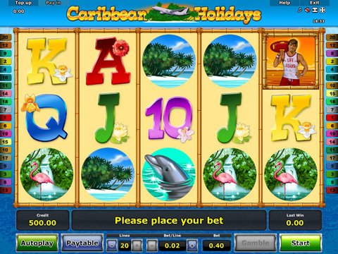 Caribbean Holidays Game Preview