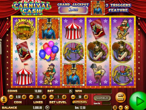 Carnival Cash Game Preview