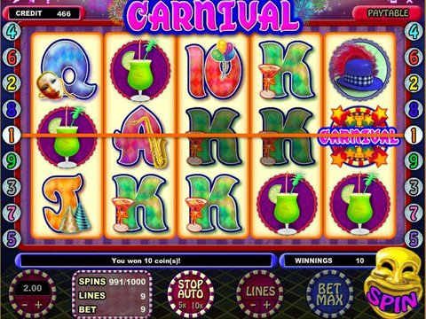 Carnival Game Preview
