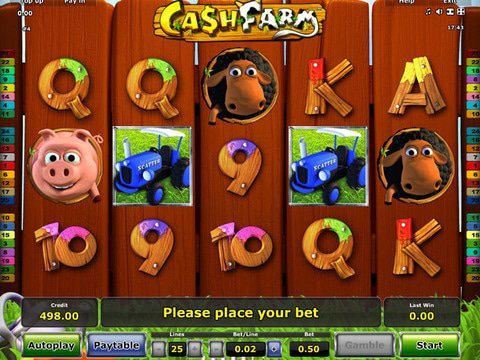 Cash Farm Game Preview