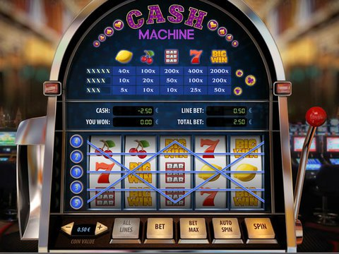 Cash Machine Game Preview