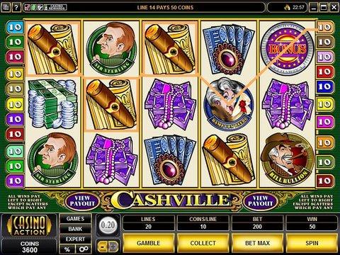 Enjoy Cashville For Free Without Downloading