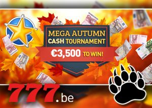 777 casino autumn cash tournament