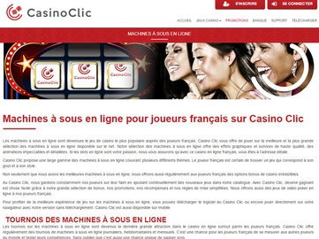 Casino Clic Software Preview