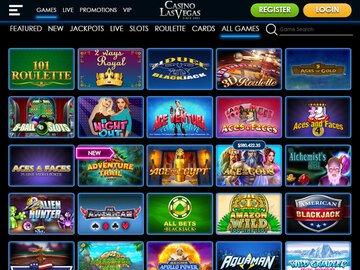 Casino Las Vegas Software Preview