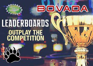 bovada casino leaderboards