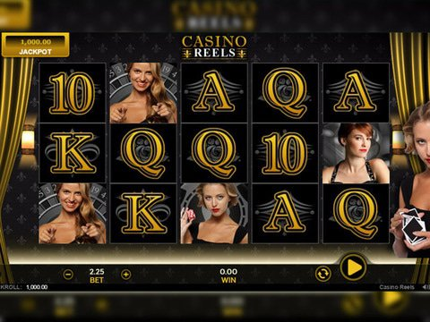 Casino Reels Game Preview